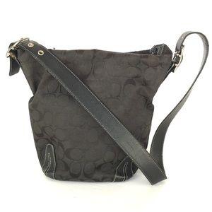 Coach Bucket Bag Purse C25-6076